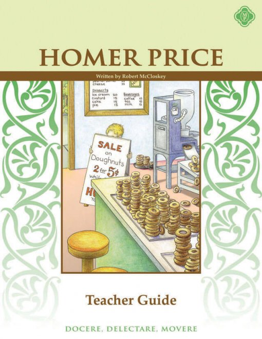 Homer Price Teacher