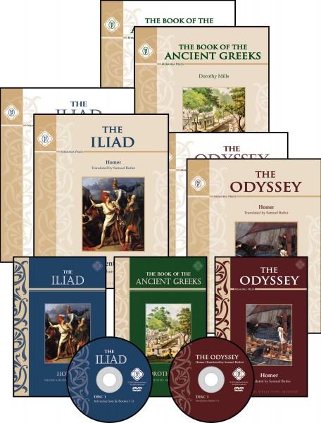 Iliad, Odyssey, & Ancient Greeks Module (6-12)
