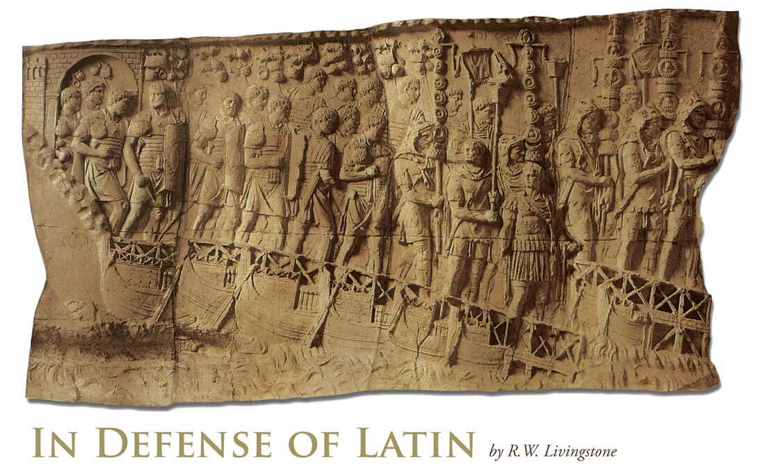 in defense of latin