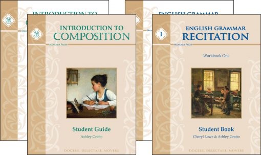 English Grammar & Intro to Composition Set