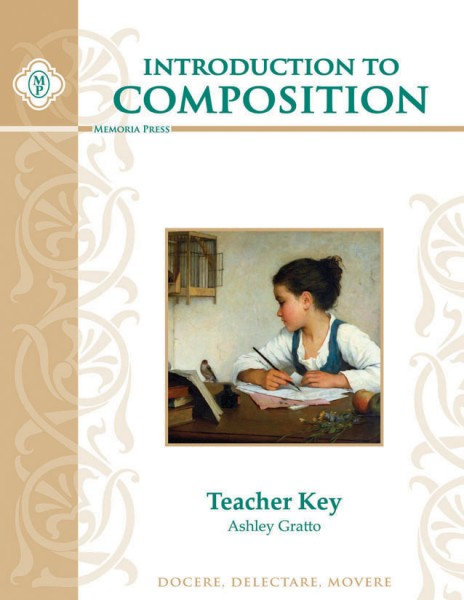 Introduction to Composition Teacher Key, Second Edition