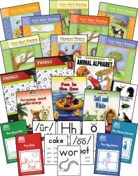 Kindergarten Phonics & Spelling