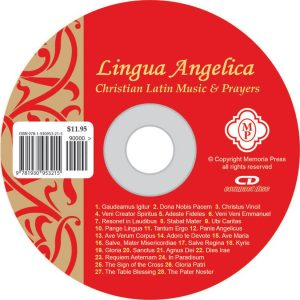 Lingua Angelica CD