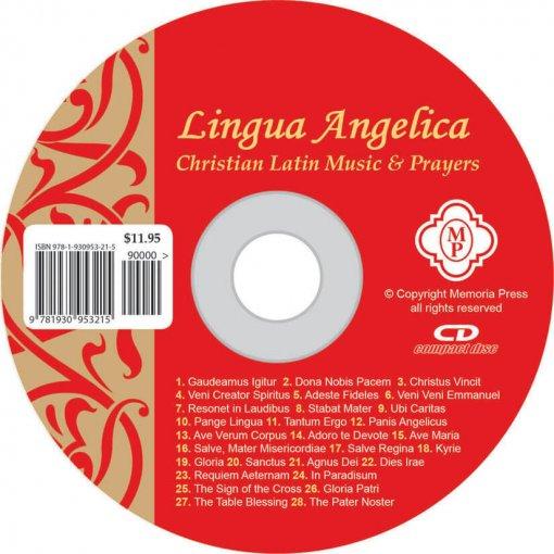 Lingua Angelica CD