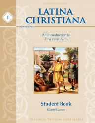 Latina Christiana I Student Book, Fourth Edition