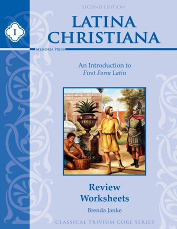 Latina Christiana Review Worksheets, Second Edition