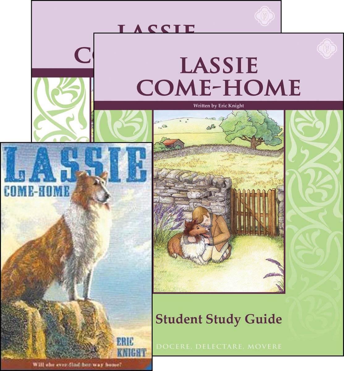Lassie Come-Home Set
