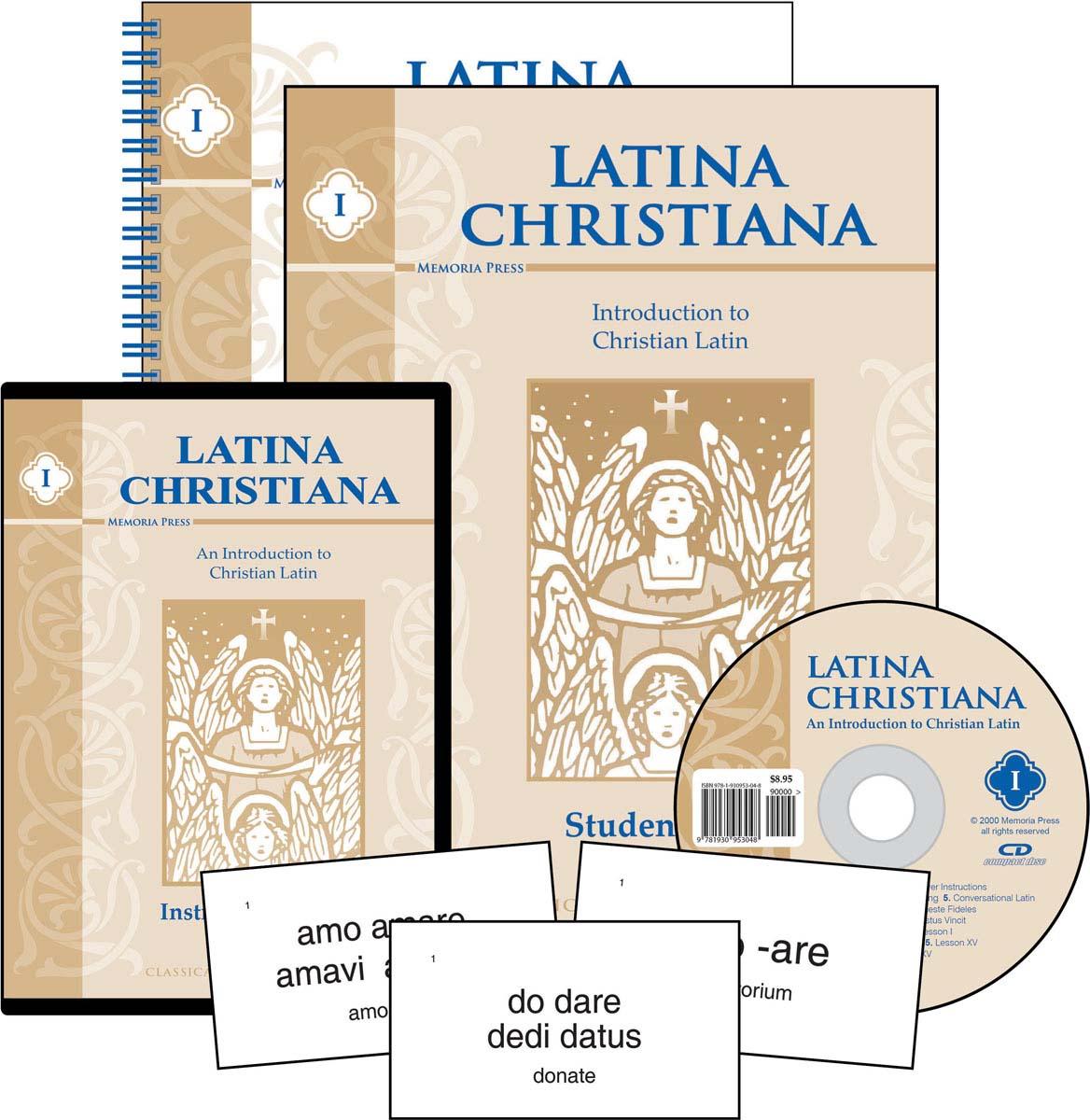 Latina Christiana I Complete Set