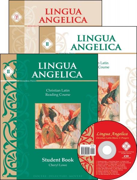 Lingua Angelica II Set