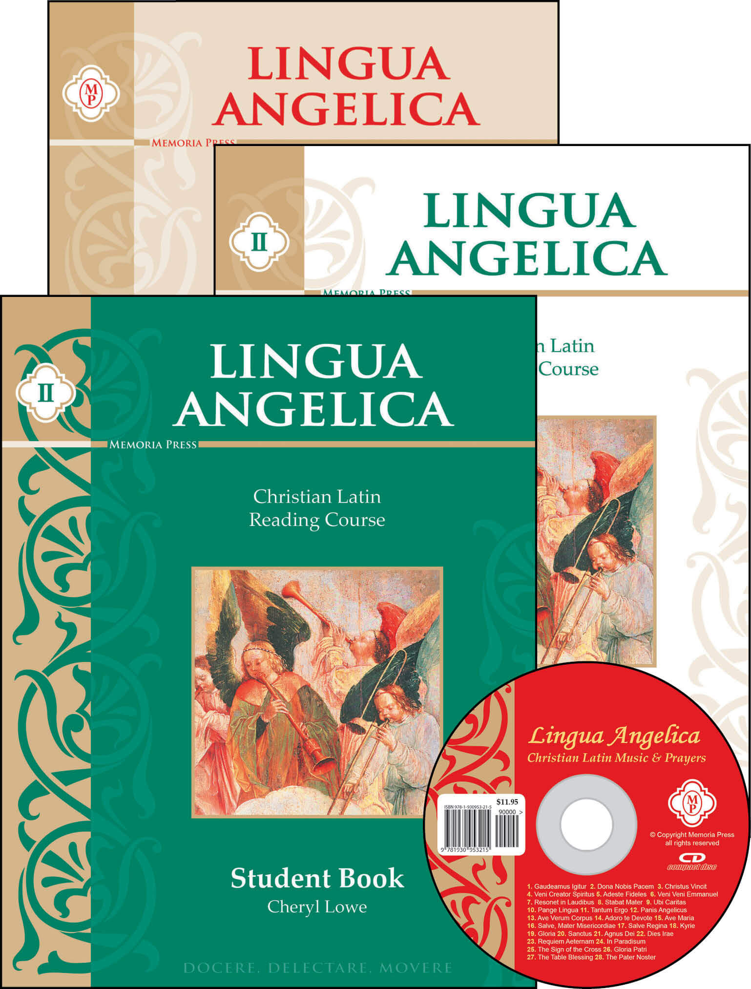Lingua Angelica II Set