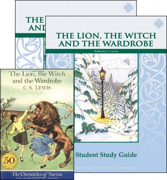 The Lion, the Witch and the Wardrobe Set