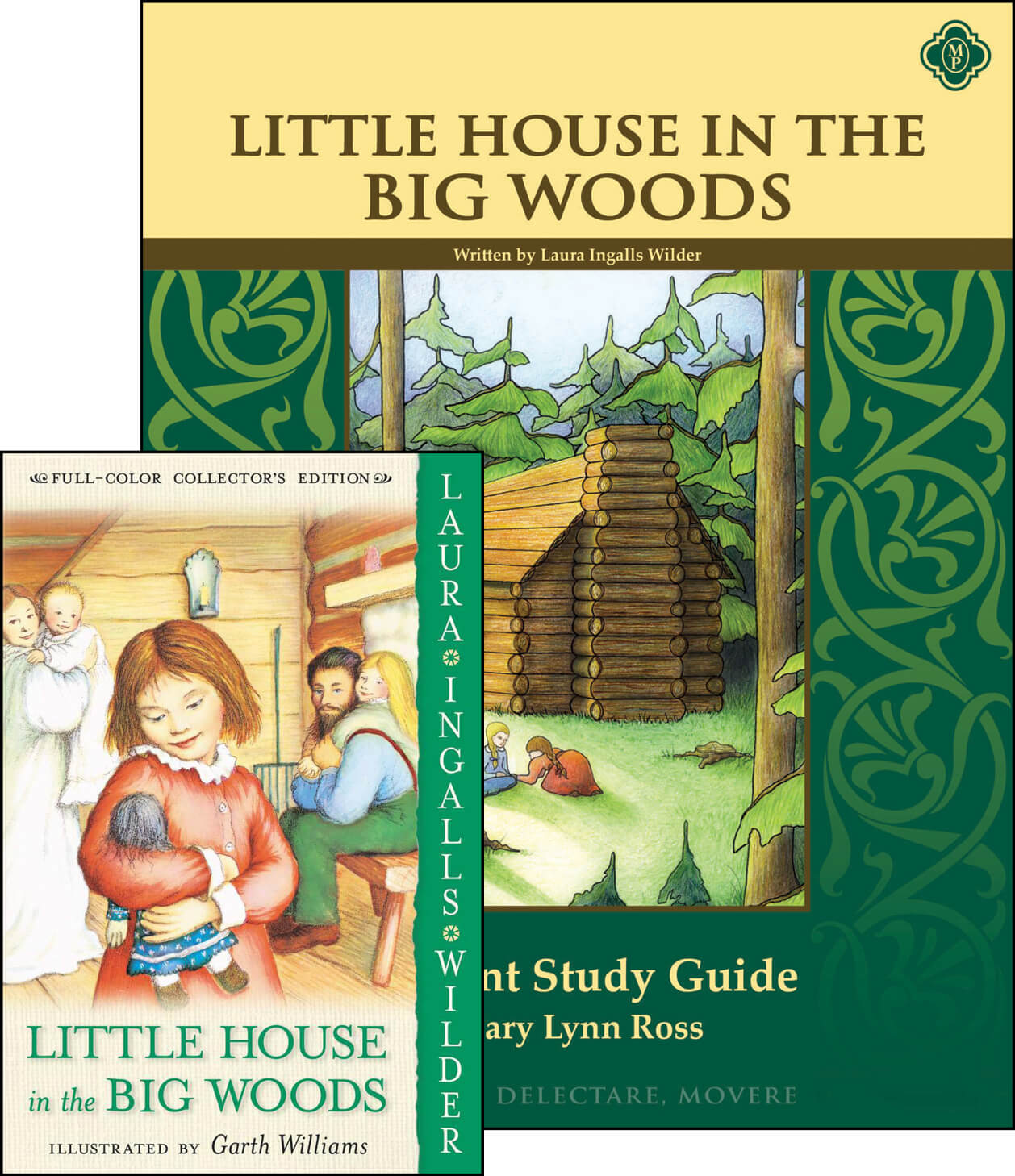 Little House In The Big Woods Lesson Plans Numberedtype