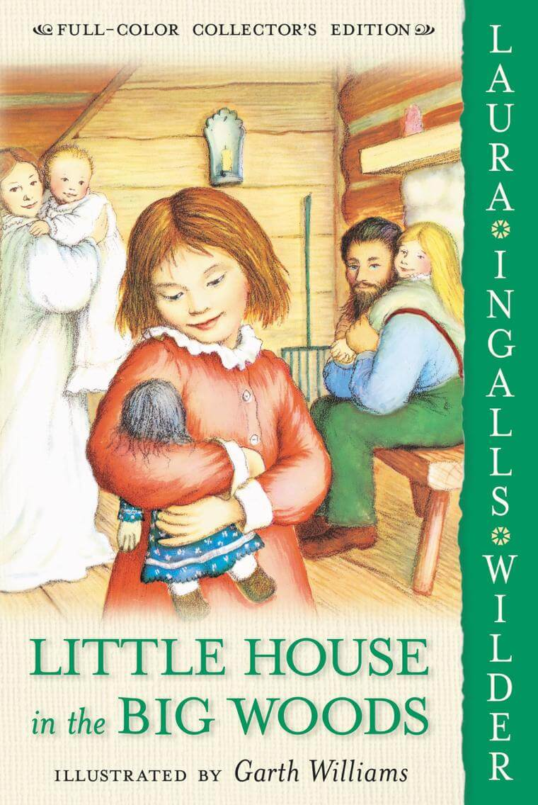 Image result for little house in the big woods