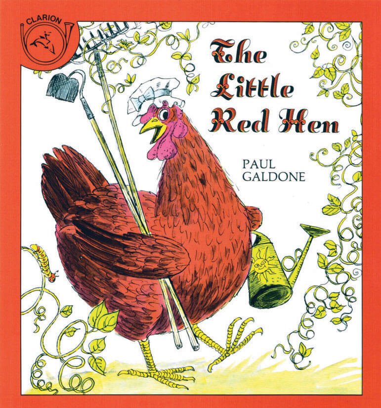Image result for the little red hen paul