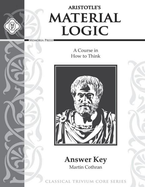 Material Logic Answer Key