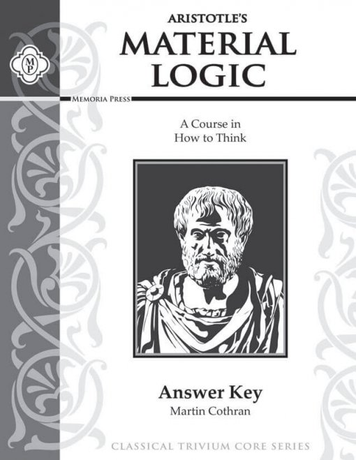 Material Logic Answer Key