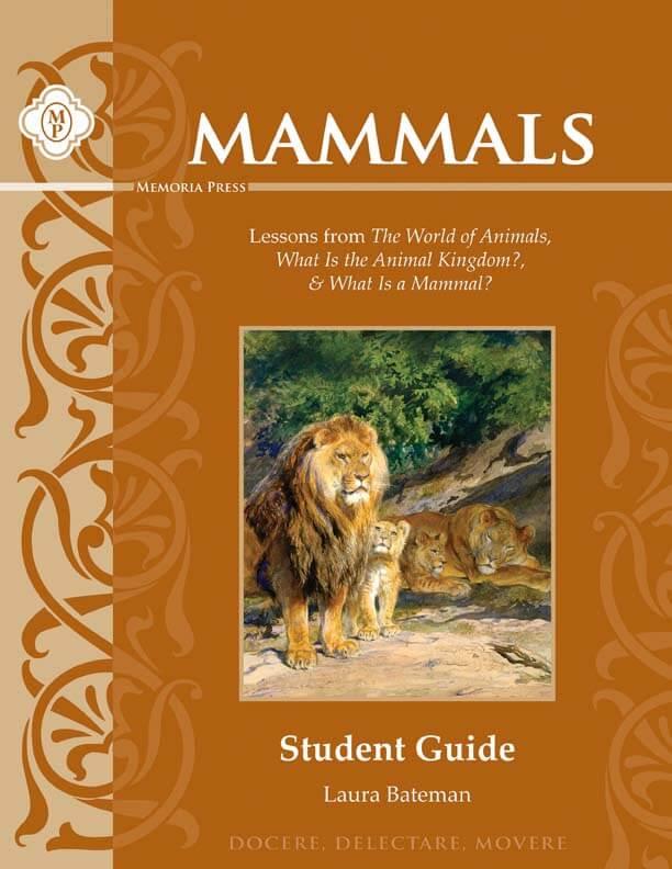 Mammals Student