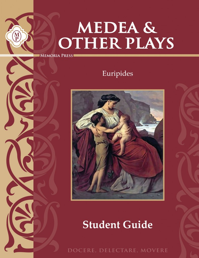 a character analysis of medea from the play medea by euripides