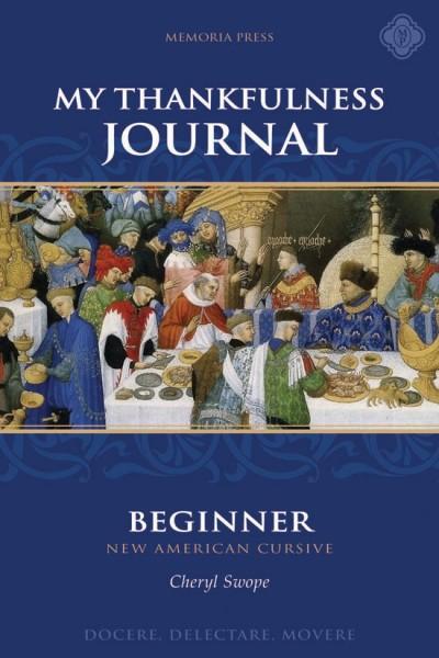 My Thankfulness Journal: Beginnier