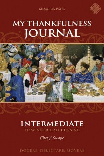 My Thankfulness Journal: Imtermediate