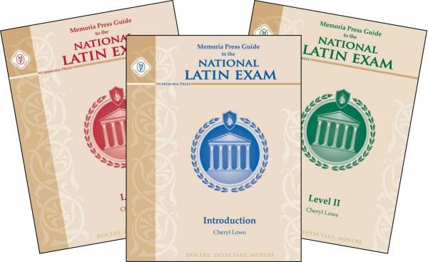 Memoria Press Guides to the National Latin Exam