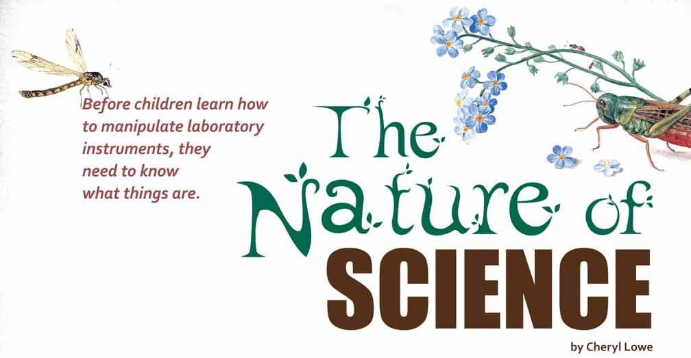 the nature of science Nature of science understanding how science works allows one to easily distinguish science from non-science thus, to understand biological evolution, or any other.