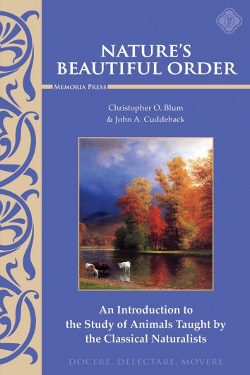 Nature's Beautiful Order Text