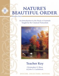 Nature's Beautiful Order Teacher Key