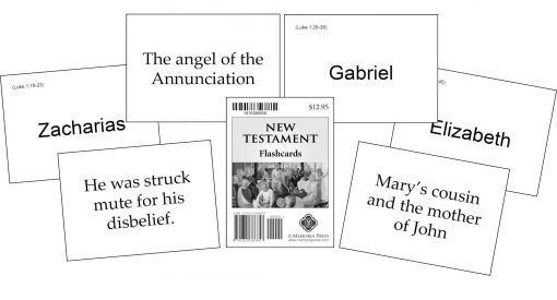 New Testament Flashcards
