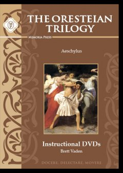 The Oresteian Trilogy DVDs