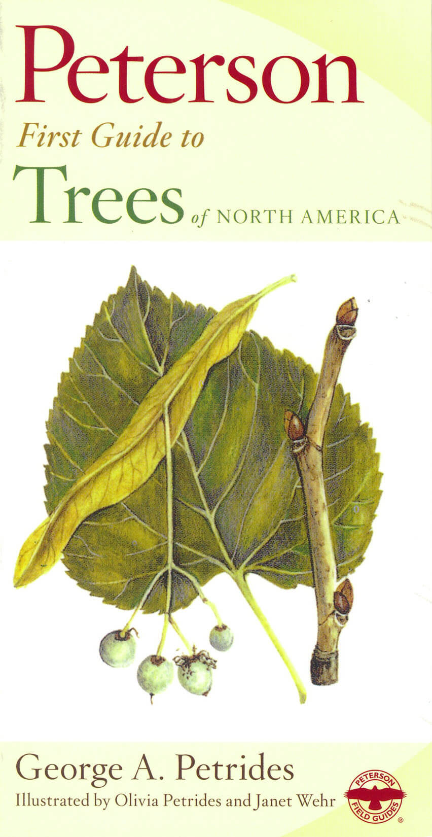 peterson first guide to trees memoria press rh memoriapress com peterson field guide to birds of north america bird field guide peterson