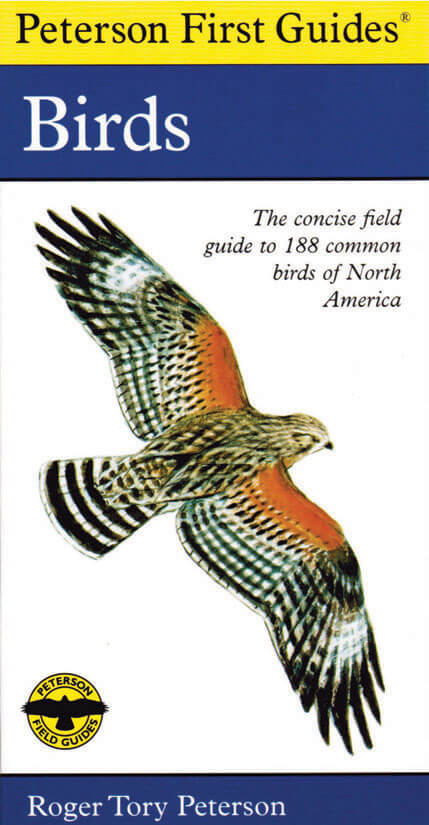 Peterson First Guide: Birds