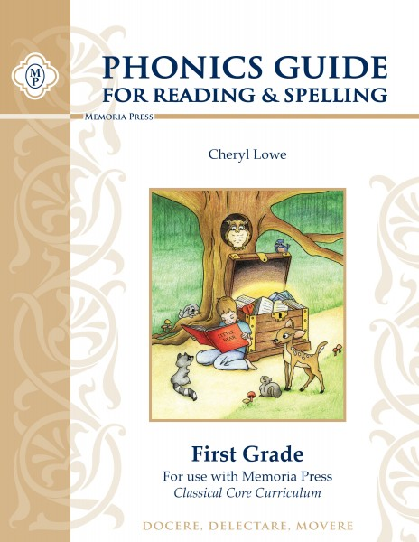 First Grade Phonics Guide for Reading & Spelling