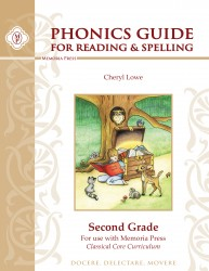 Phonics Guide for Reading and Spelling Second Grade