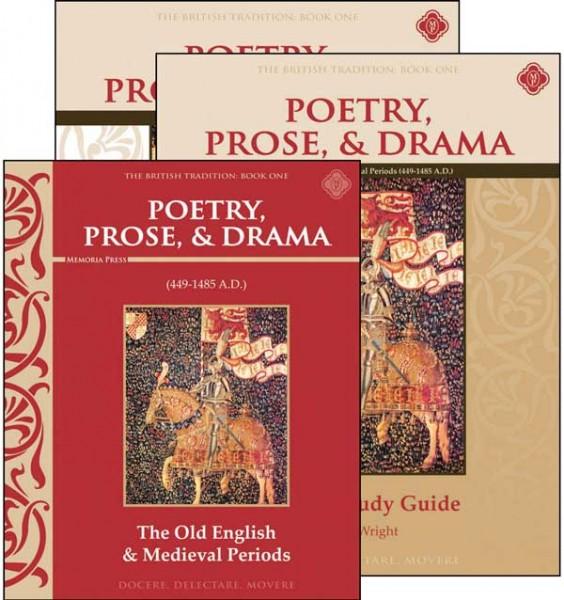 Poetry, Prose, & Drama Set