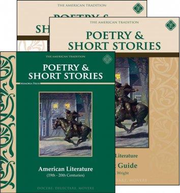 Poetry & Short Stories: American Literature Set