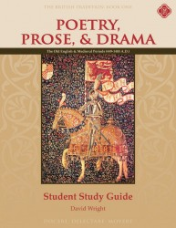 Poetry, Prose, & Drama Student Guide