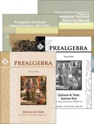 Prealgebra Complete Set