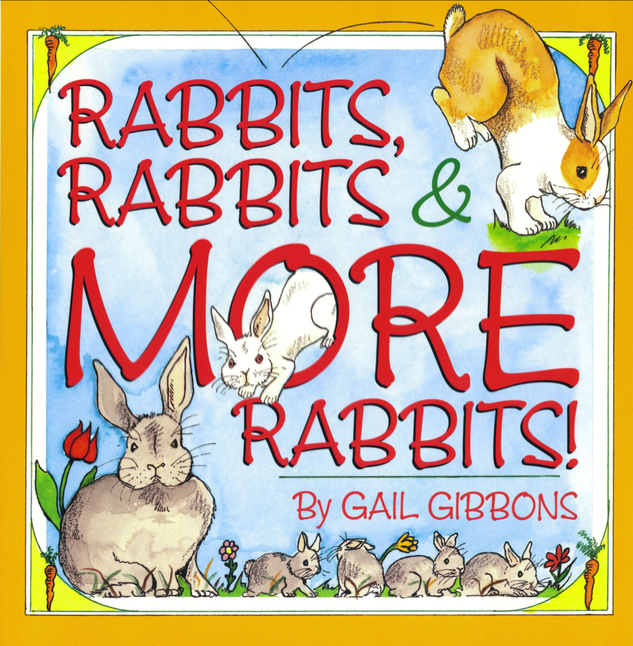 Rabbits, Rabbits, & More Rabbits