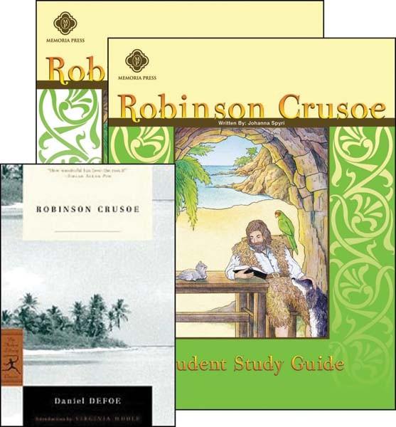Robinson Crusoe Set