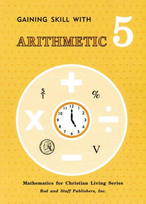 Rod & Staff Grade 5 Math Student Book