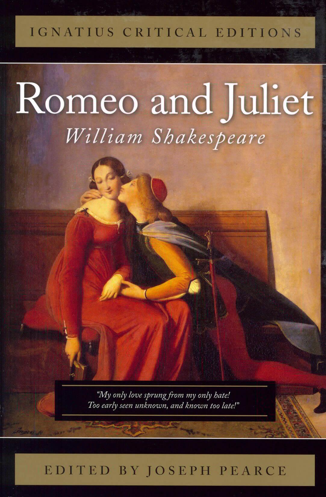 romeo and juliet writing