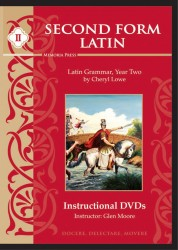 Second Form Latin Instructional DVDs