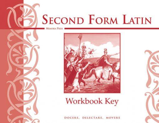 Second Form Latin Workbook Key