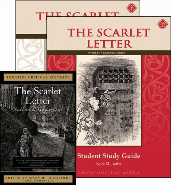 The Scarlet Letter Set