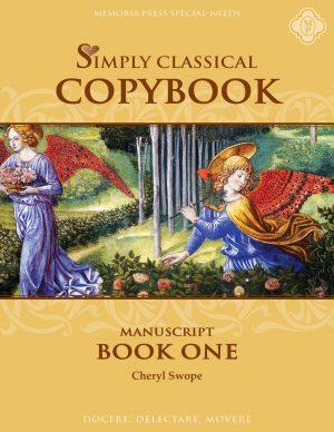 Simply Classical Copybook: Book One, Manuscript