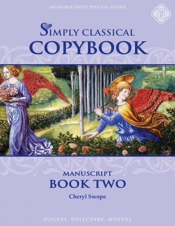 Simply Classical Copybook: Book Two, Manuscript