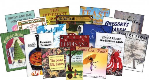 Simply Classical Curriculum: Level 1 Read-Aloud Package