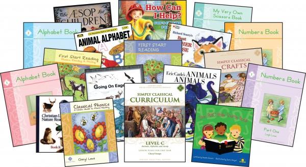Simply Classical Curriculum: Level C
