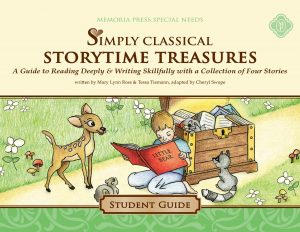 Simply Classical StoryTime Treasures Student Guide